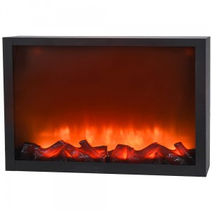 Kominek REAL FLAME LED 41 x 25 cm